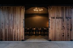 Poppies Winery Barrel Room
