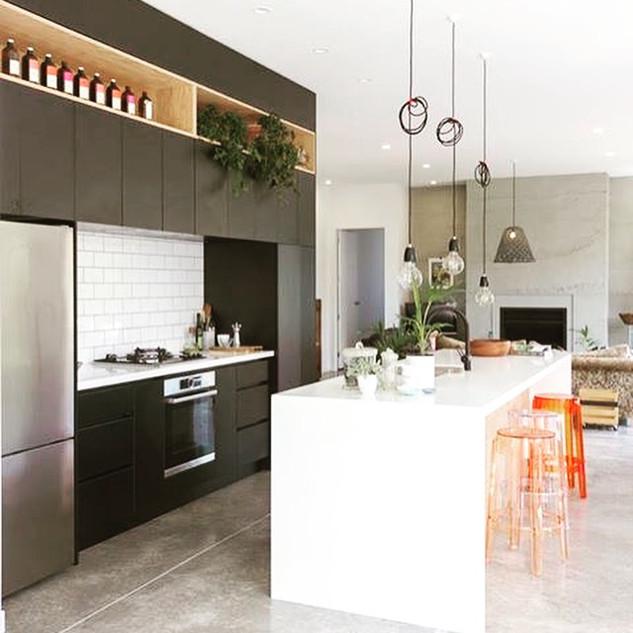 Wickstead House New Kitchen Design