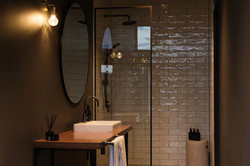 Apartment Bathroom Poppies