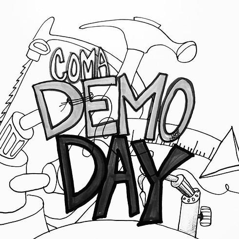 CoMA Demo Day 2018