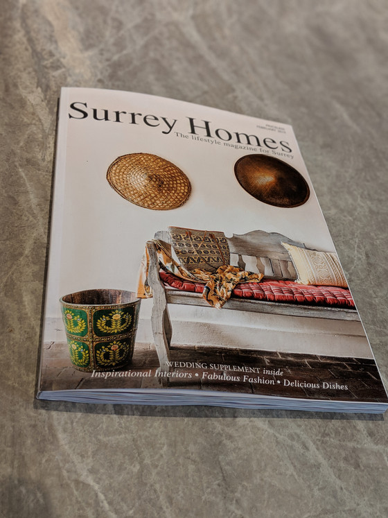 FEATURED: Jaye Bird Aesthetics in Surrey Homes Magazine