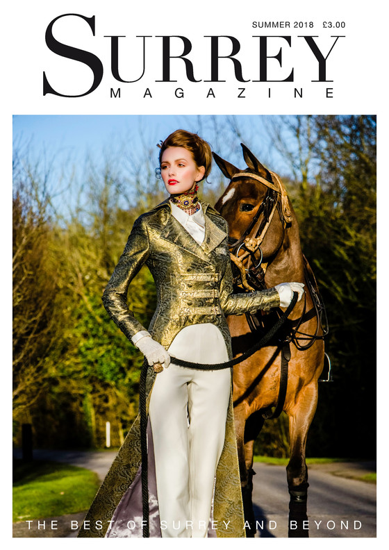 Surrey Magazine - We Are Featured
