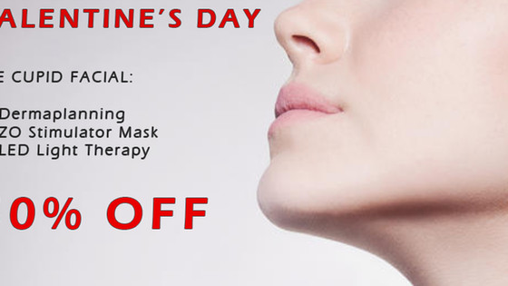 50% OFF - Valentine's Day Facial
