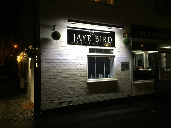 Jaye Bird Aesthetics - Coming Soon!