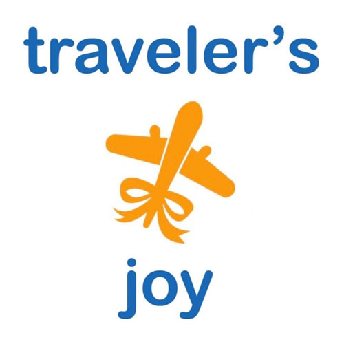 Traveler's Joy Honeymoon Fund Logo