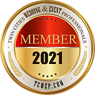 Twin Cities Wedding and Event Professionals Member Badge 2021