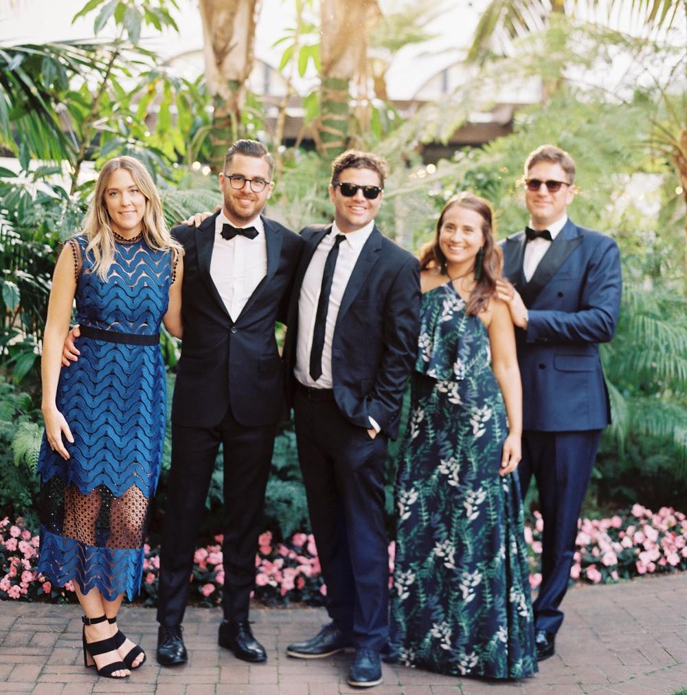 Black Tie Optional Wedding Suit Tuxedo Dress