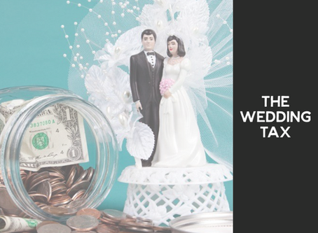 The Wedding Tax