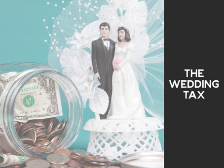 The Wedding Tax