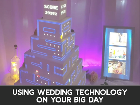 Using Wedding Technology On Your Big Day