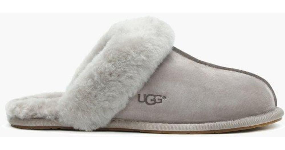 Ugg Scuffette II gray