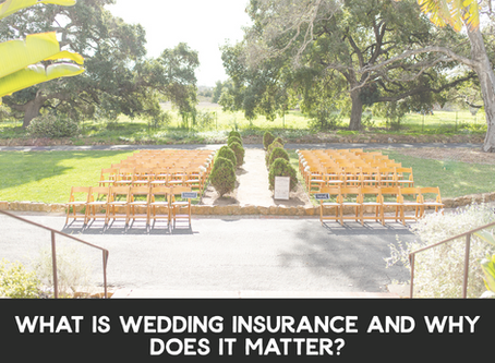 What is Wedding Insurance and Why Does It Matter?