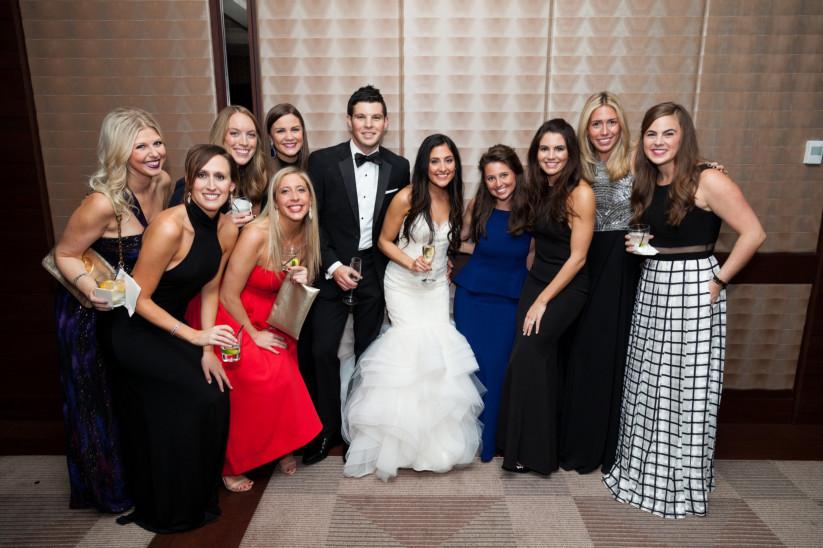 Black Tie Wedding Tuxedo Dresses