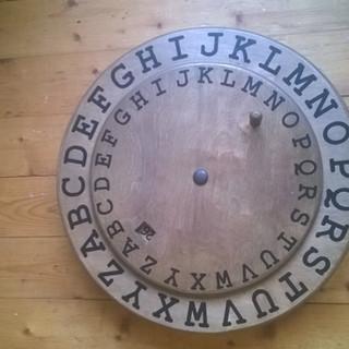 Cypher Wheel, Eureka Edinburgh