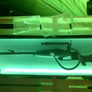 Troll Poacher's Gun, Dragonquest 2017, Vision Mechanics