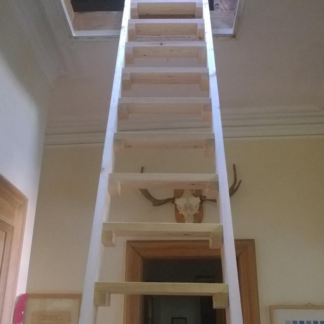 Ladder build