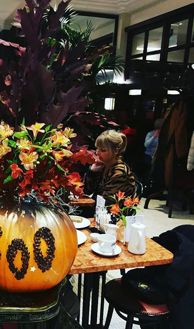 Halloween Centrepiece
