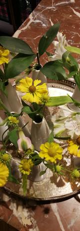 Weekly Bud Vases