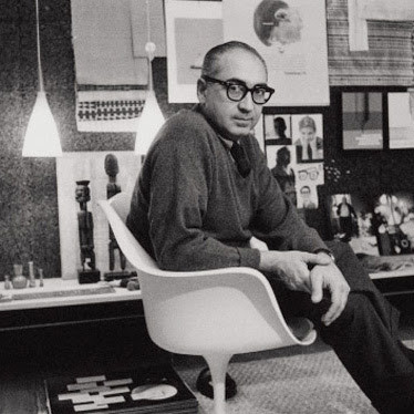 Saul Bass (/bæs/; May 8, 1920 – April 25, 1996)