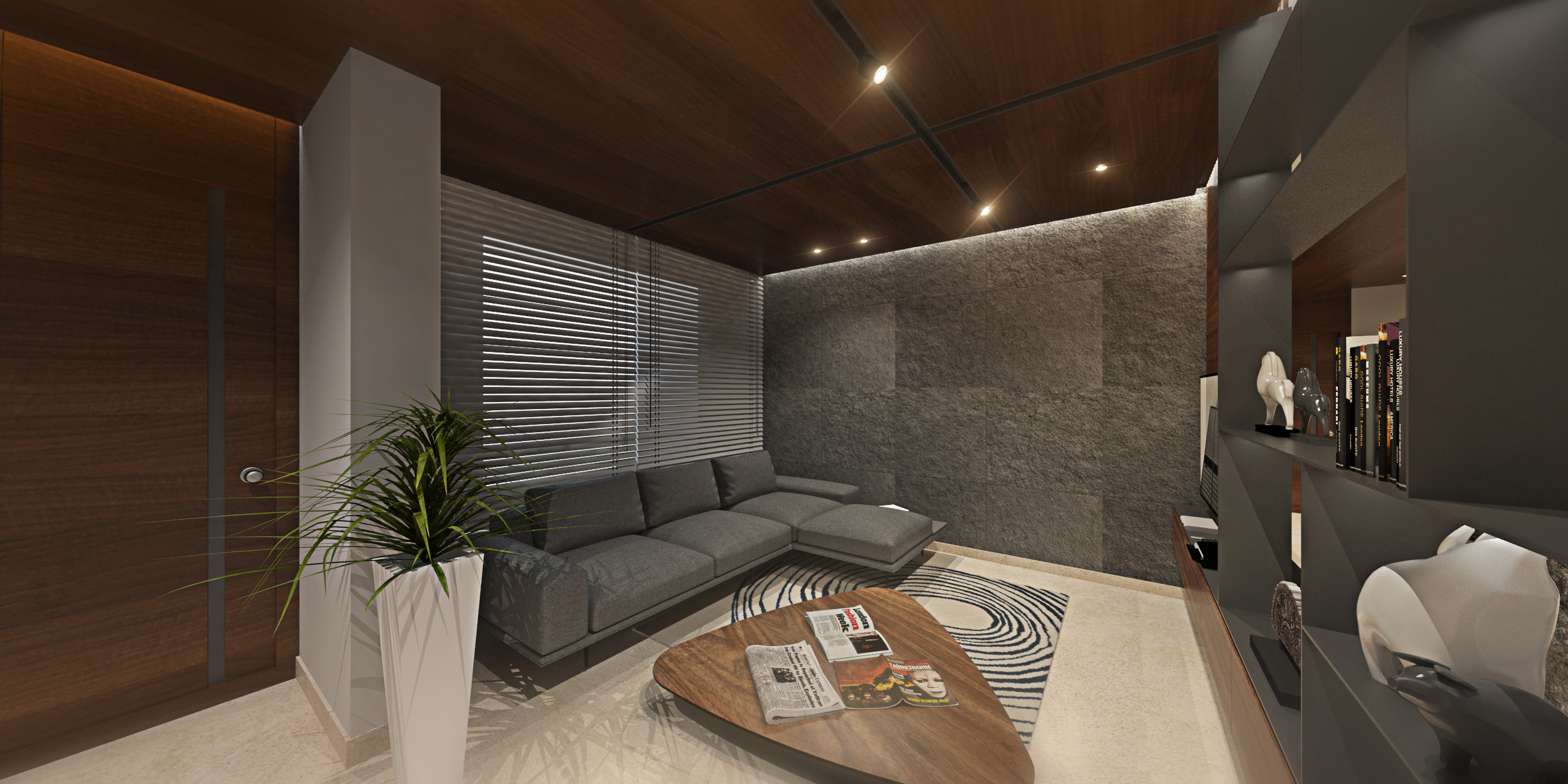 Living Area-2
