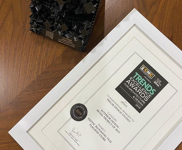 Trends awards_Exotic blooming teas_Retail