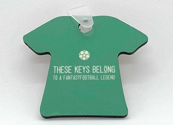 Fantasy Football Keyring