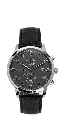 The Kiros - Grey in Black