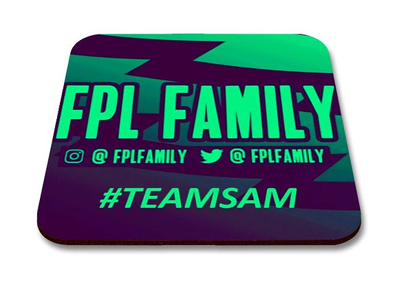 #FPLFAMILY Coaster