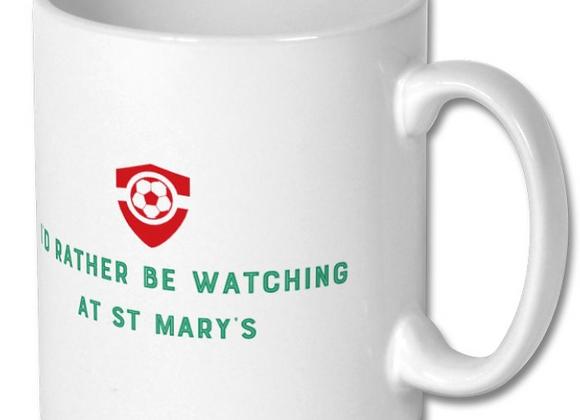 Football Mug - St Mary's