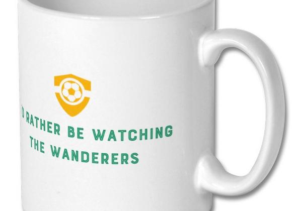 Football Mug - Wanderers