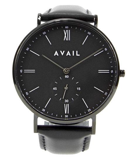 The Arlo - Black in Black