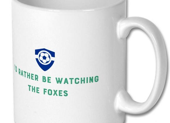 Football Mug - Foxes