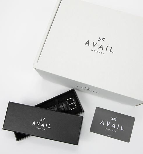 AVAIL watches for men
