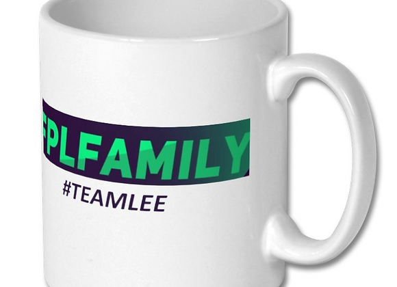 #FPLFAMILY MUG - #TEAMLEE