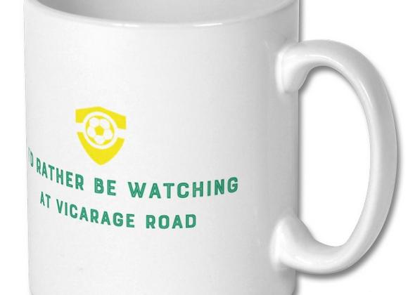 Football Mug - Vicarage Road