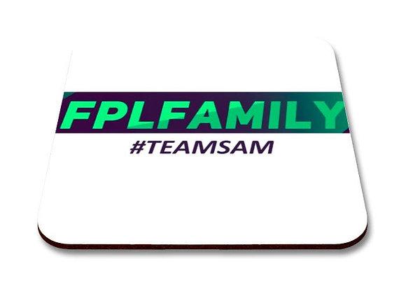 #FPLFAMILY Coaster
