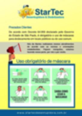 Sanitização Covid-19