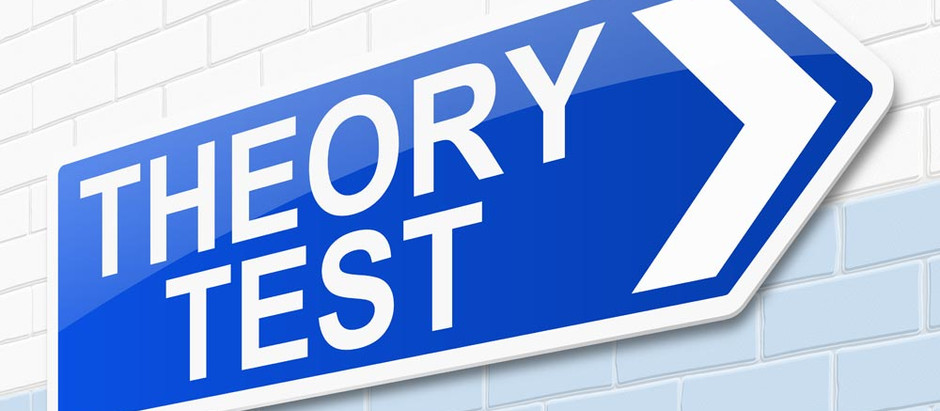 Theory Test Certificate and On Road Certificate Extension