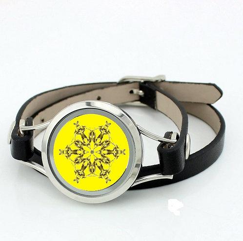"""Bracelet """"Chakra Plexus solaire"""""""
