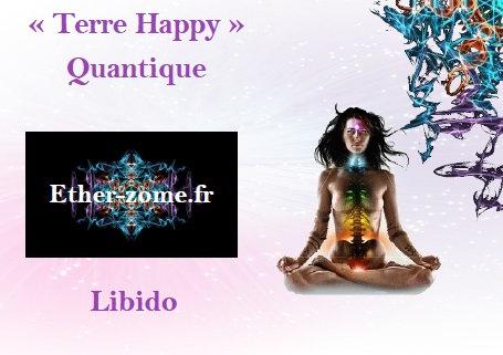 """Carte de méditation """"Libido"""""""