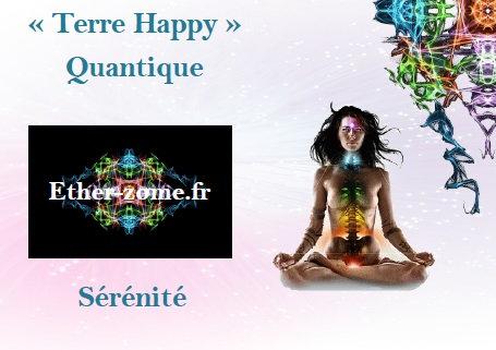 "Carte de méditation ""Sérénité"""