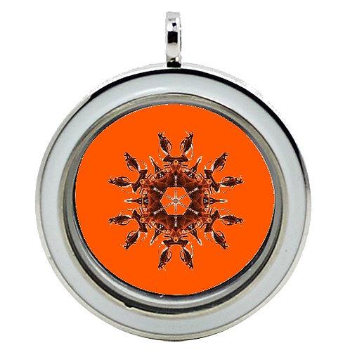 """Médaille """"Chakra Sacré"""""""