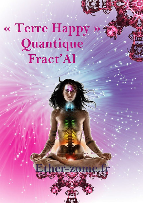 "Carte de méditation ""Chakra Racine"""