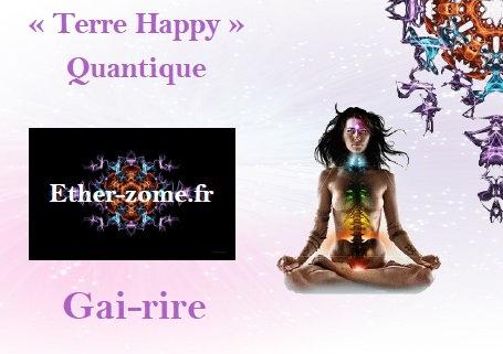 """Carte de méditation """"Gai-rire"""""""