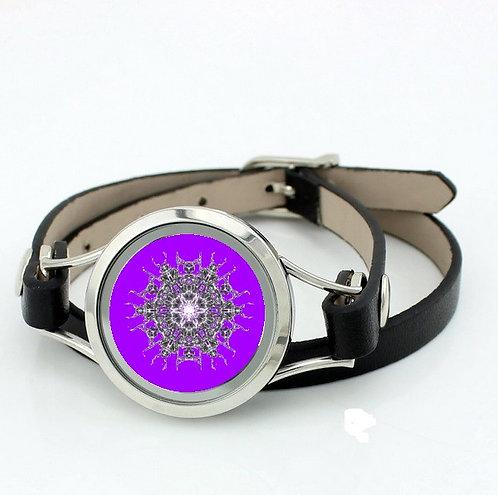 """Bracelet """"Chakra Couronne"""""""