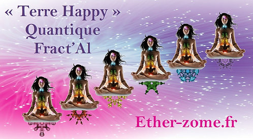 7 Cartes méditation des 7 Chakras