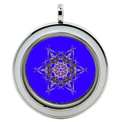 """Médaille """"Chakra 3ème Oeil"""""""