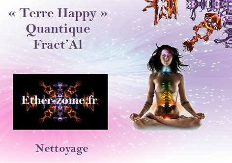 "Carte de méditation ""Liberation Karmique"""