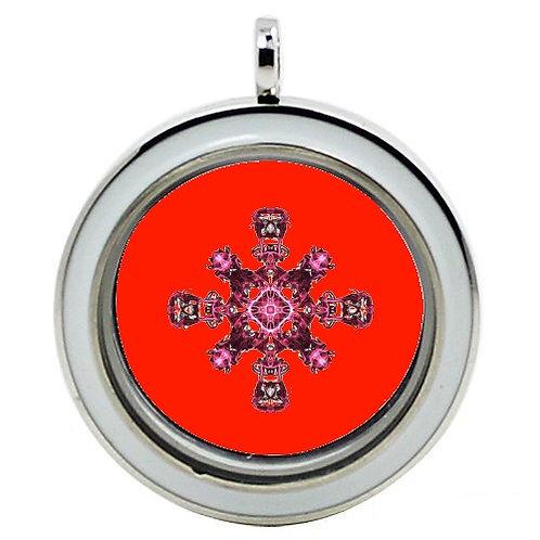 """Médaille """"Chakra Racine"""""""