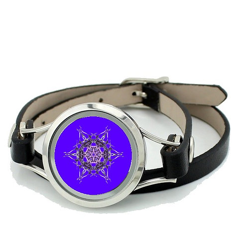 """Bracelet """"Chakra 3ème Oeil"""""""